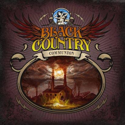 "Black Country Communion ""Black Country Communion"" Lp"