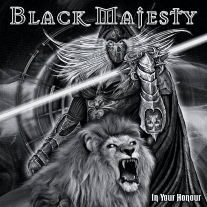 "Black Majesty ""In Your Honour Limited Edition"""