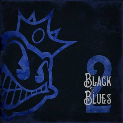 "Black Stone Cherry ""Black To Blues Vol 2 LP"""