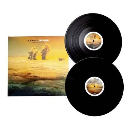 "Blackfield ""Open Mind: The Best Of 2Lp"""