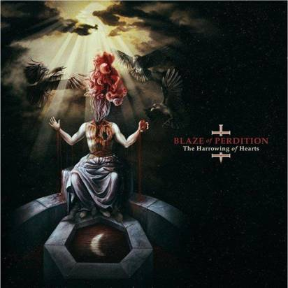 "Blaze Of Perdition ""The Harrowing Of Hearts Limited Edition"""