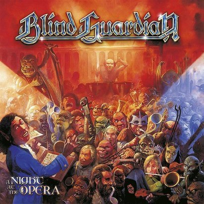 "Blind Guardian ""A Night At The Opera LP"""