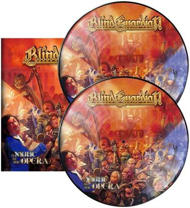 "Blind Guardian ""A Night At The Opera PLP"""