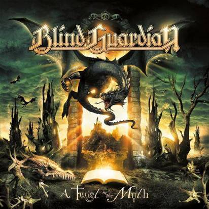 "Blind Guardian ""A Twist In The Myth Limited Edition"""
