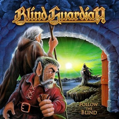 "Blind Guardian ""Follow The Blind LP"""