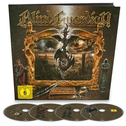 "Blind Guardian ""Imaginations From The Other Side 25th Anniversary Edition EARBOOK"""
