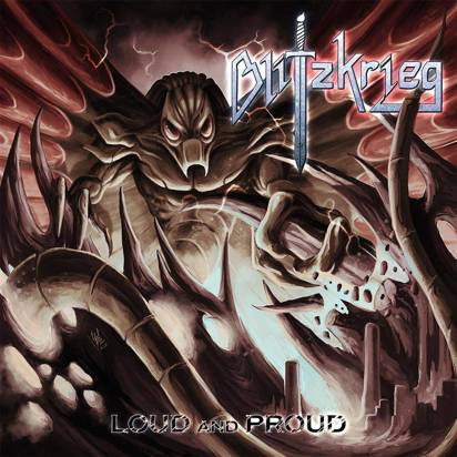 "Blitzkrieg ""Loud And Proud"""
