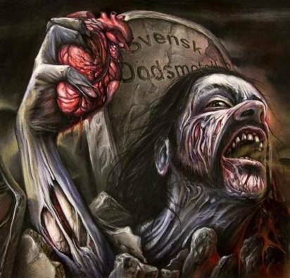 "Blood Mortized ""The Key To A Black Heart"""