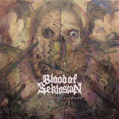 "Blood Of Seklusion ""Servants Of Chaos Lp"""