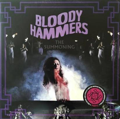 "Bloody Hammers ""The Summoning LP"""