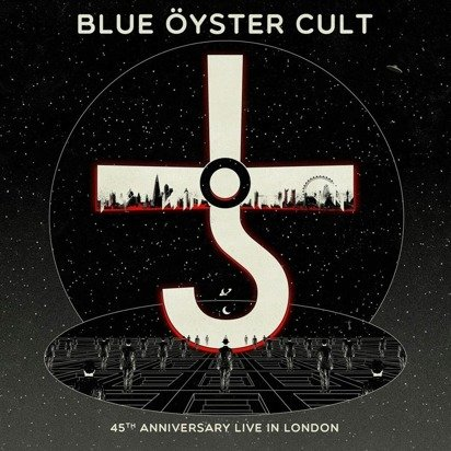 "Blue Oyster Cult ""45th Anniversary - Live In London CDDVD"""