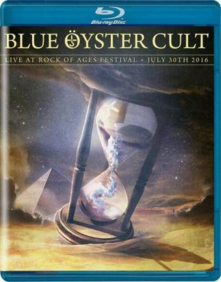 Blue Oyster Cult - Live At Rock Of Ages Festiva...