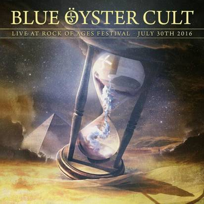 "Blue Oyster Cult ""Live At Rock Of Ages Festival 2016 LP"""