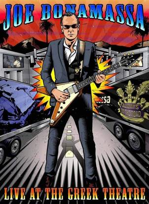"Bonamassa, Joe ""Live At The Greek Theatre Br"""