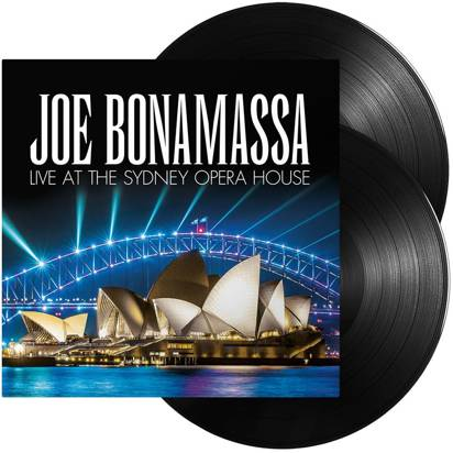 "Bonamassa, Joe ""Live At The Sydney Opera House Black LP"""