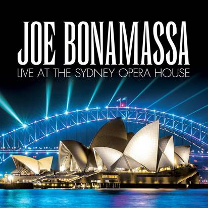 "Bonamassa, Joe ""Live At The Sydney Opera House CD"""