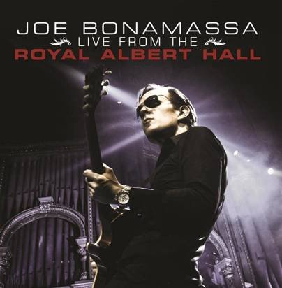 "Bonamassa, Joe ""Live From The Royal Albert Hall"""