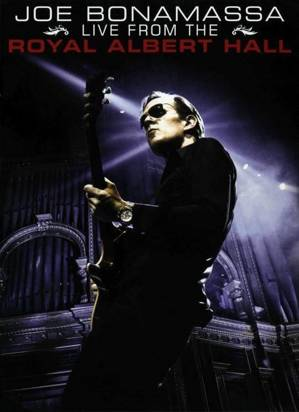 "Bonamassa, Joe ""Live From The Royal Albert Hall Dvd"""