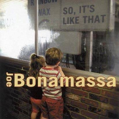 "Bonamassa, Joe ""So It'S Like That Lp"""