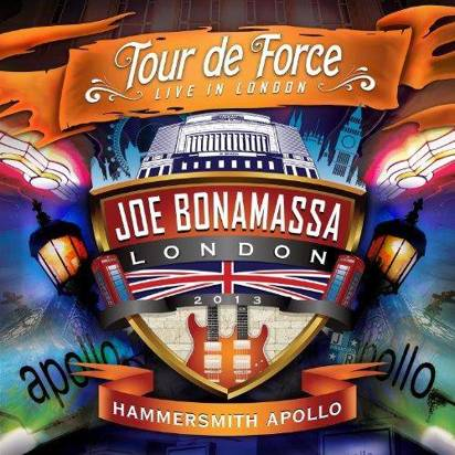 "Bonamassa, Joe ""Tour De Force - Hammersmith Apollo Cd"""