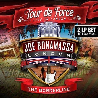 "Bonamassa, Joe ""Tour De Force - The Borderline Lp"""