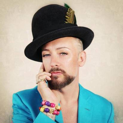 "Boy George ""This Is What I Do"""