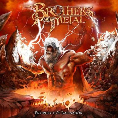 "Brothers Of Metal ""Prophecy Of Ragnarok Limited Edition"""