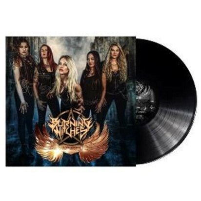 "Burning Witches ""Wings Of Steel LP"""