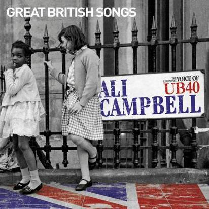 "Campbell, Ali ""Great British Songs Limited Edition"""