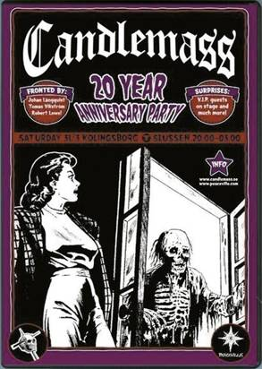 "Candlemass ""20 Year Anniversary Party"""
