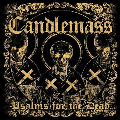"Candlemass ""Psalms For The Dead Limited Edition"""