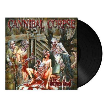 "Cannibal Corpse ""The Wretched Spawn Black LP"""