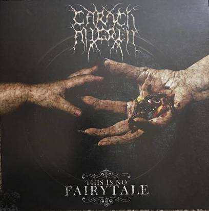 "Carach Angren ""This Is No Fairytale Black Lp"""