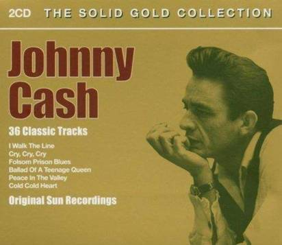 "Cash, Johnny ""The Solid Gold Collection"""
