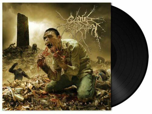 "Cattle Decapitation ""Monolith Of Inhumanity LP"""