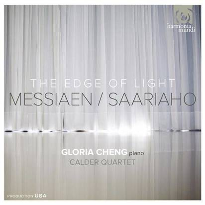 "Cheng Calder Quartet ""The Edge Of Light"""