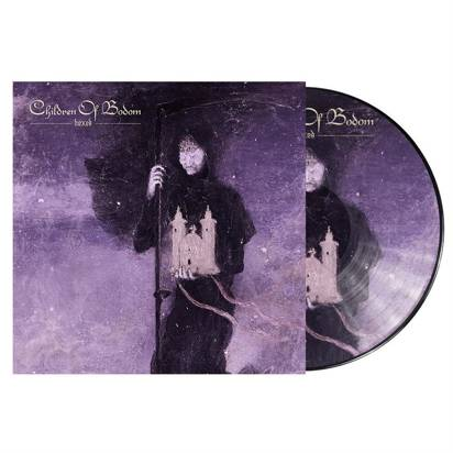 "Children Of Bodom ""Hexed Picture LP"""