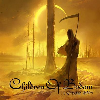 "Children Of Bodom ""I Worship Chaos Plp"""