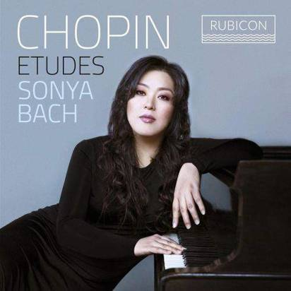 "Chopin ""The Complete Etudes Sonya Bach"""