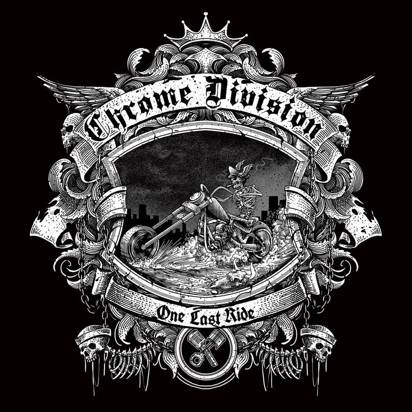 "Chrome Division ""One Last Ride LP"""