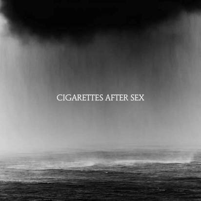 "Cigarettes After Sex ""Cry Grey Indie LP"""