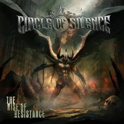 "Circle Of Silence ""The Rise Of Resistance"""