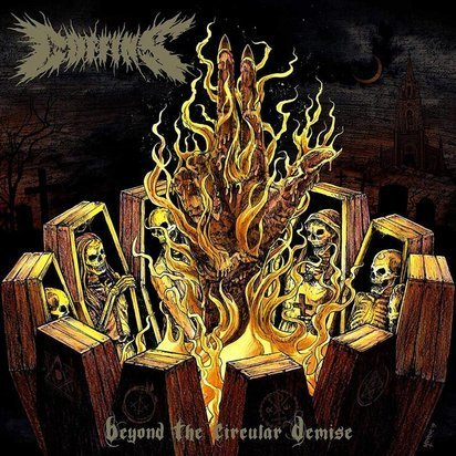 "Coffins ""Beyond The Circular Demise"""
