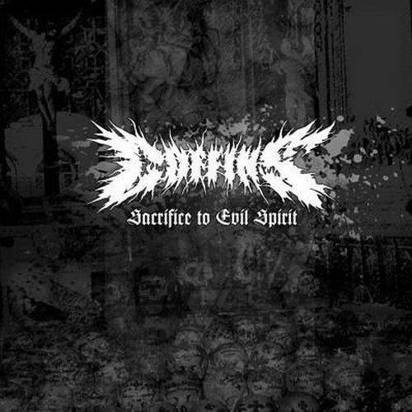 "Coffins ""Sacrifice To Evil Spirit"""