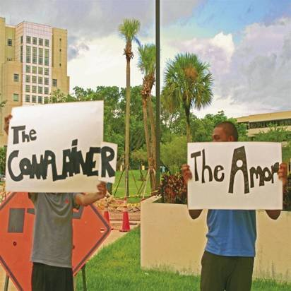 "Complainer, The ""The Amor"""