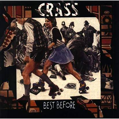 "Crass ""Best Before 1984"""