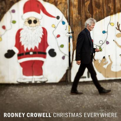 "Crowell, Rodney ""Christmas Everywhere Lp"""