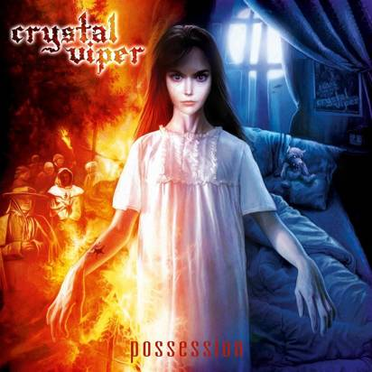 "Crystal Viper ""Possession Blue Lp"""