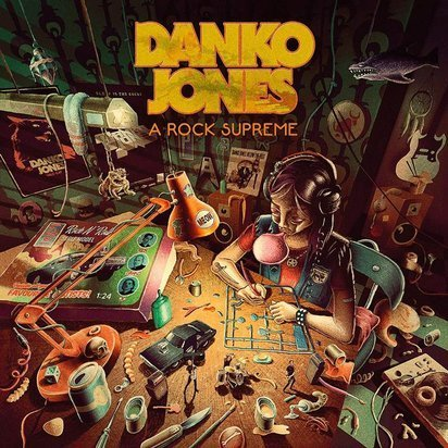 "Danko Jones ""A Rock Supreme"""