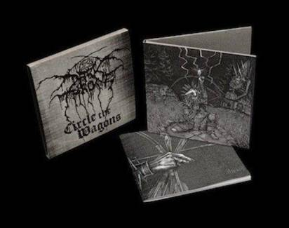 "Darkthrone ""Circle Of Wagons Limited Edition"""